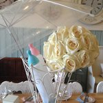 The perfect place for a baby shower... X