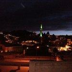 ночной вид с террасы отеля мне особенно нравился... буду скучать :)
