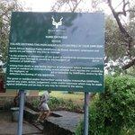 Entrada al Parque Kruger