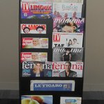 Offers- magazines and newspapers.