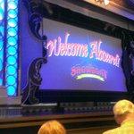 Our seats were pretty close :)