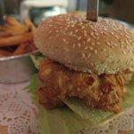 Fish Sandwich - double fish patties!