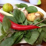 Traditional Thai herbs needed