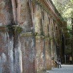 南禅寺境内水路閣境内側