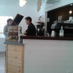 The new Case Coffee shop