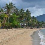 ближайший к отелю пляж