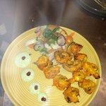 Tandoori Mushrooms