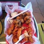 BEST fried mushrooms ever!!