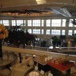 Lobby, Goldmemberbuffet