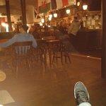 Bar del hostel