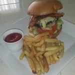 The best big, big burger