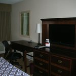 A view inside room 222