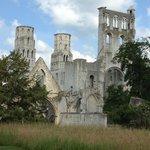 Magnificent ruins