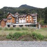 Fachada do Hotel Natura