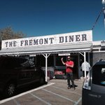 Our visit to Fremont Diner in March 2014