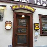 Hotel Alt Bamberg Foto
