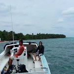 on the way to diving
