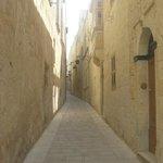 Mdina - silent street