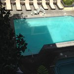 Courtyard/Pool