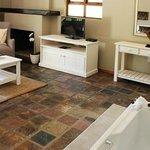Luxury Suite lounge area