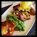 Chef Samson Special Breakfast at Azur