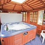 Hot Tub Wheatacre Hall Barns