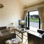 Pheasant Barn Lounge Area