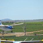 Beautful Stellenbosch Airfield