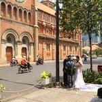 another wedding photo op