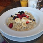 Oatmeal Breakfast New Sheridan
