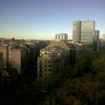 Vista apra Av DIagonal