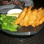 Plat typique Thai au restaurant Azur