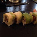 Rotolini salmone e avocado