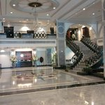 The Amazing Marble Foyer