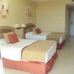 Unser Zimmer: Standard Doppelzimmer Twin Beds