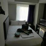 Upper Comfort room