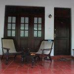Room porch