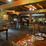 Salle du restaurant