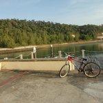 cycling..