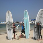 ready to go 4 a fab SUP surf!
