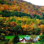 Fall Foliage in Southern Vermont