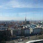 Вид на Вену