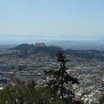 Panoramablick vom Berg II