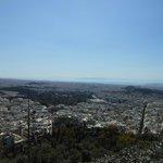 Panoramablick vom Berg I