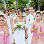 Getting Married Thai style