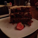 To die for carrot cake!!
