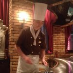 Our chef - the Kobe artist