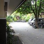 Carpark area