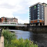Located besides sister hotel- Holiday Inn Royal Victoria Sheffield