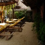 bungalows pieds dans l'eau - Chez Yolande